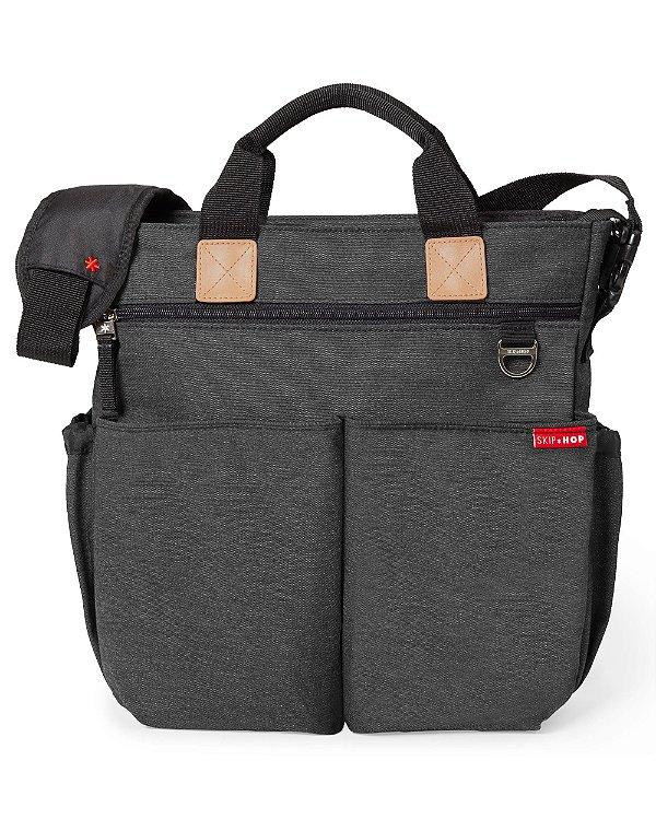 Bolsa Maternidade Diaper Bag Duo Signature Soft Slate Skip Hop