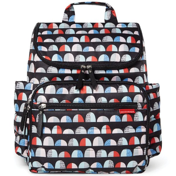 Bolsa Maternidade Skip Hop Diaper Bag Forma BackPack Dome