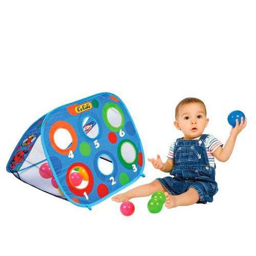 Brinquedo Gol do Bebê com 10 Bolinhas - K's Kids
