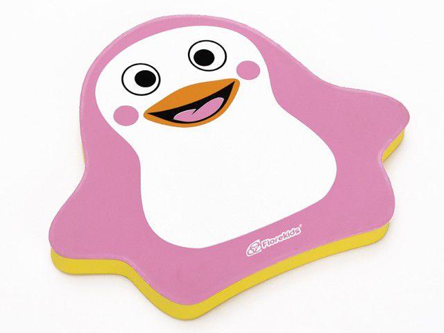 Prancha Para Natação Kids Pinguim