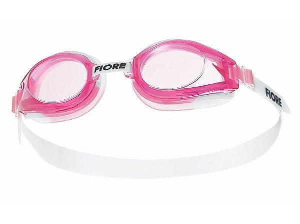 Óculos Natação Fiore Kids Rosa