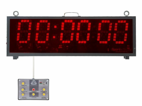 Cronômetro Eletrônico Digital