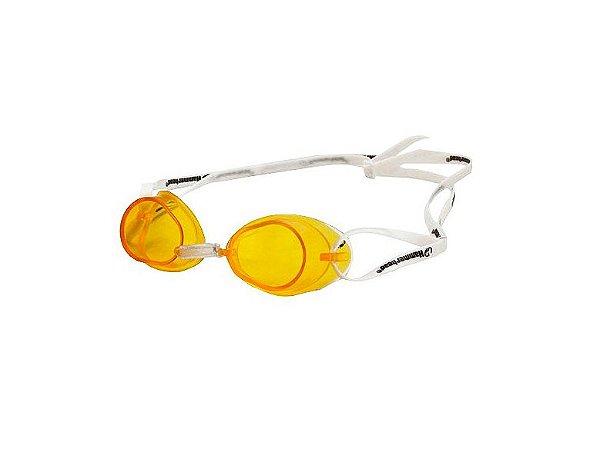 Óculos Para Natação Swedish Pro Amarelo  Hammerhead