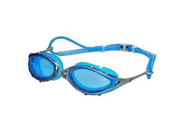 Óculos Para Natação Conquest Azul Hammerhead