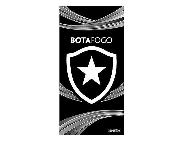 Toalha De Banho Veludo Botafogo Brasão