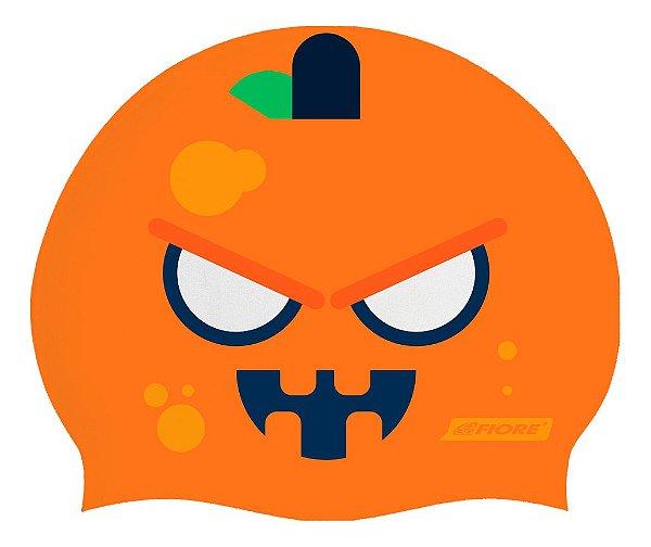 Touca De Silicone Para Natação Fiore Halloween