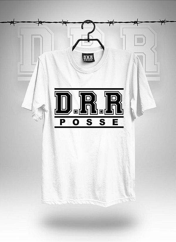 Camiseta Branca Clássica DRR POSSE