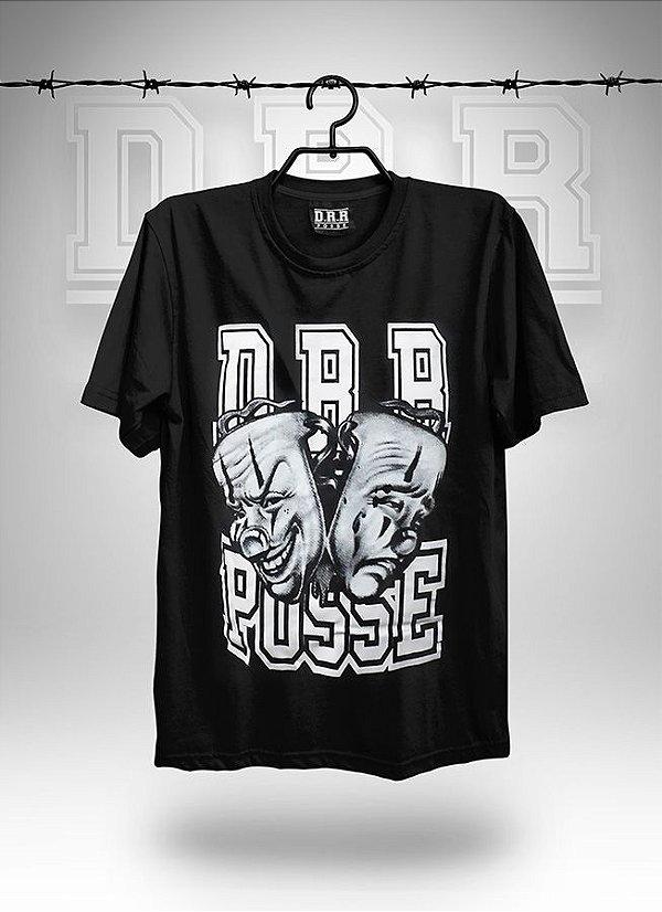 Camiseta Chora agora Ri depois - DRR POSSE