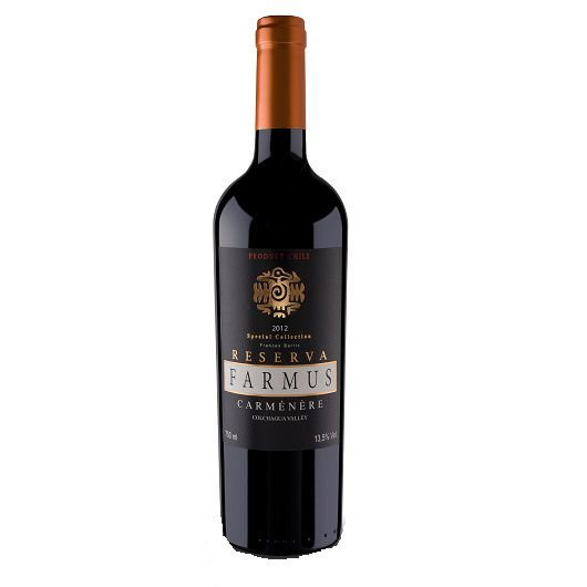 FARMUS SPECIAL COLLECTION RESERVA CARMENERE 2016