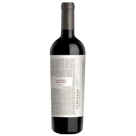 CASARENA LAUREN'S VINEYARD MALBEC AGRELO 2012