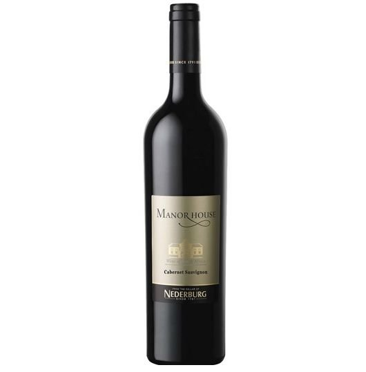 NEDERBURG MANOR HOUSE CABERNET SAUVIGNON 2009