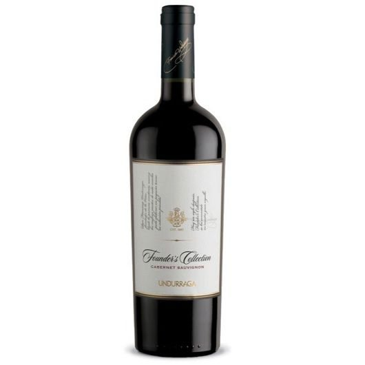 UNDURRAGA FOUNDER'S COLLECTION CABERNET SAUVIGNON 2015