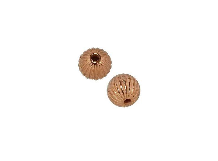 00-0067 - Pacote com 1 Kg de Bola com Entalhes em ABS 10mm