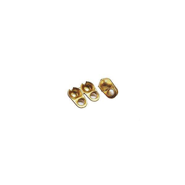 01-0098 - Pacote com 1000 Terminais Tip em Latão 2,5mmx04mm