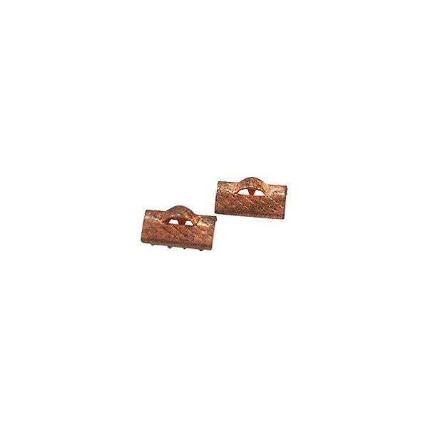 01-0032 - Pacote com 1000 Terminais em Cobre 10mmx5mm