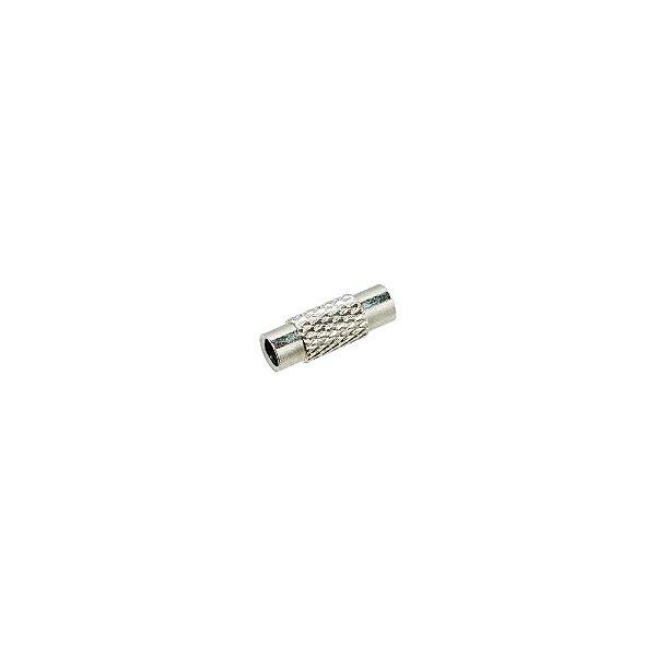 01-0642 - Pacote com 100 Fechos em Níquel com Rosca 4mmx12mm