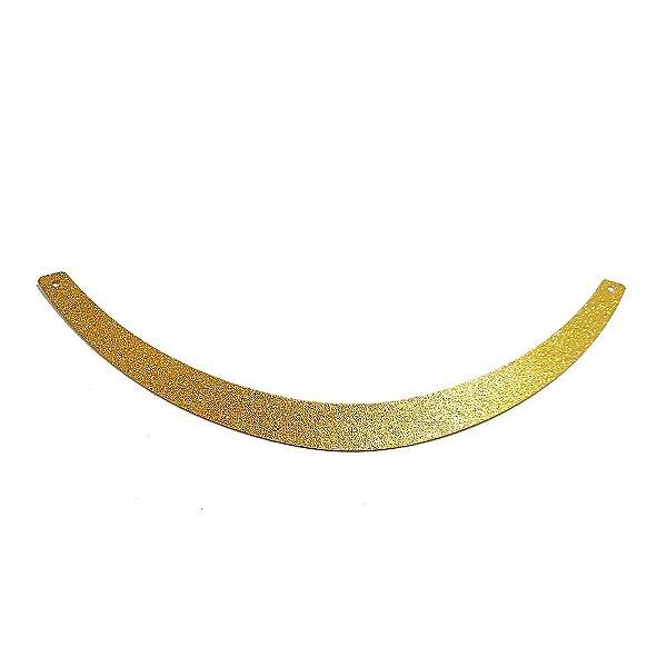 01-1661 - 1/2Kg de Estamparia Diamantada Curvada Longa 160mm