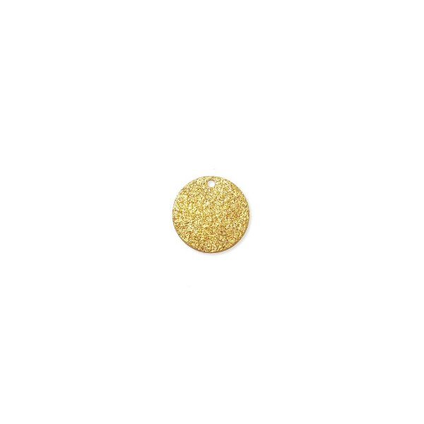 01-1320 - 1/2Kg de Estamparia Diamantada Redonda 14mm