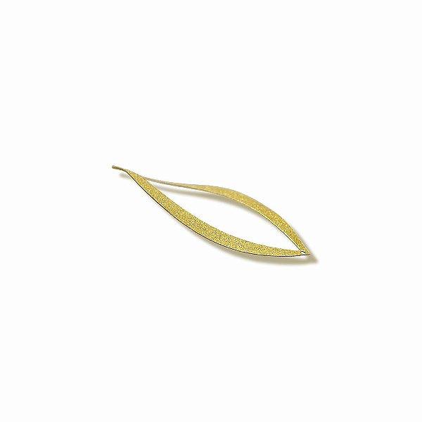 01-1205 - 1/2Kg de Estamparia Diamantada Folha Vazada Ld / Le 57mmx28mm