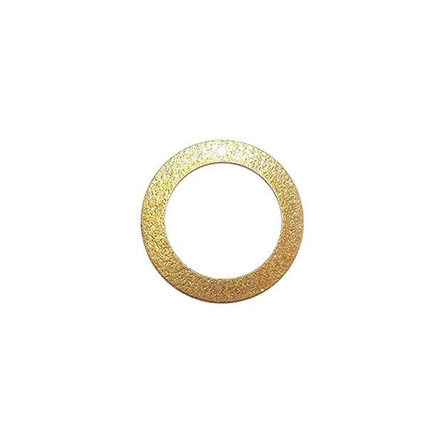 01-1028 - 1/2Kg de Estamparia Diamantada Aro 28mm