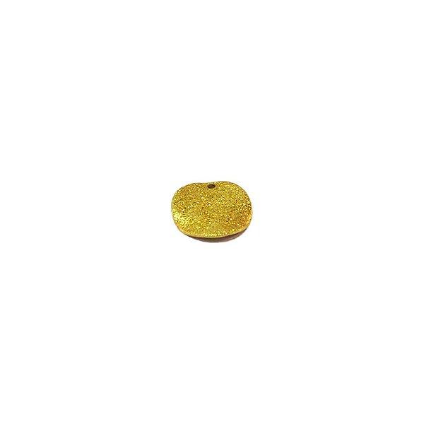 01-0259 - 1/2Kg de Estamparia Diamantada Redonda Ondulada 12mm