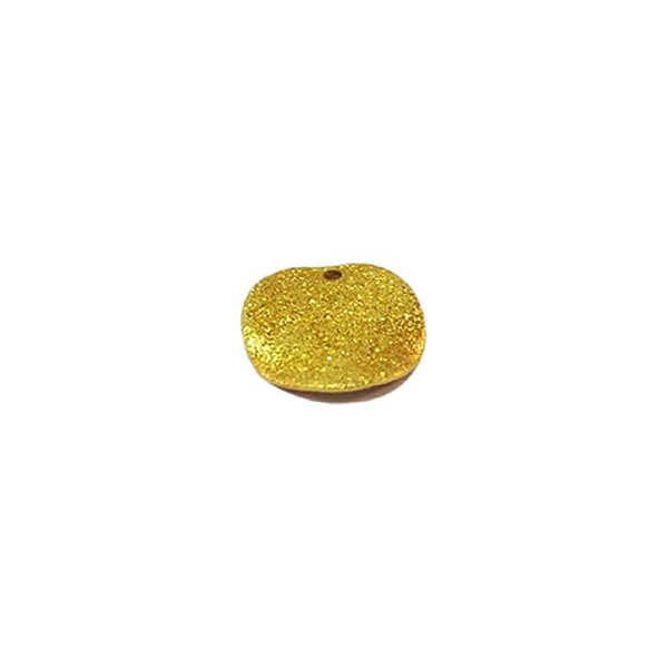 01-0260 - 1/2Kg de Estamparia Diamantada Redonda Ondulada 20mm
