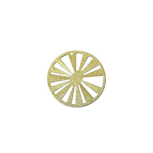 01-1871 - 1/2Kg de Estamparia Diamantada Roda 37mm