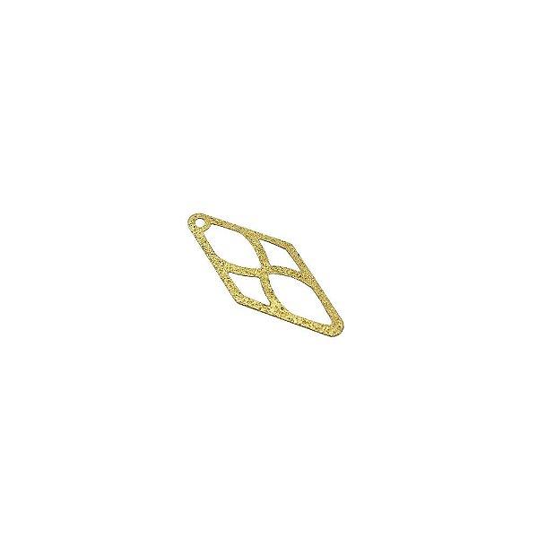 01-1886 - 1/2Kg de Estamparia Diamantada Losango 11mmx24mm