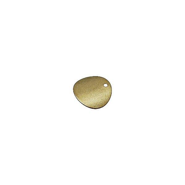01-2069 - 1/2Kg de Estamparia Lisa Redonda Abaulada Pequena 12mm