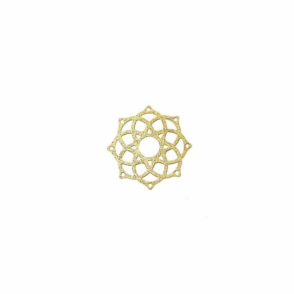 01-2096 - 1/2Kg de Estamparia Diamantada Mandala Pequena 24,5mm