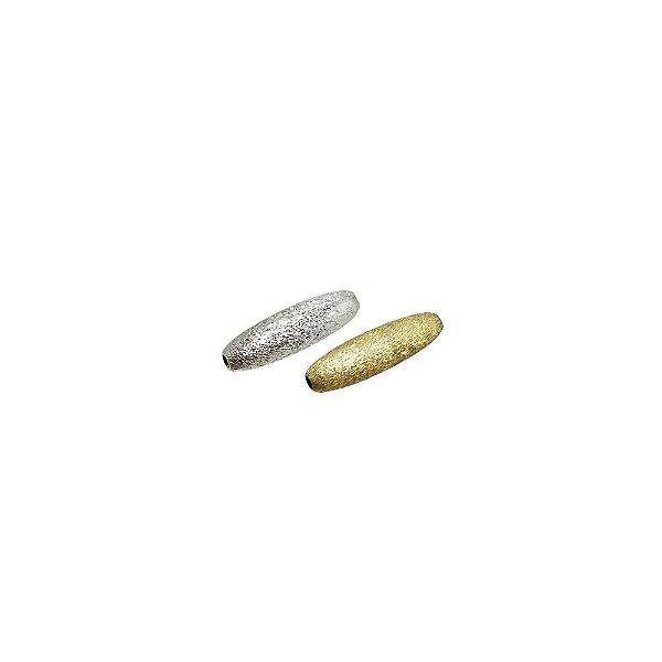 01-0662 - Pacote com 1000 Entremeios Diamantados Arroz 4,5mmx15mm