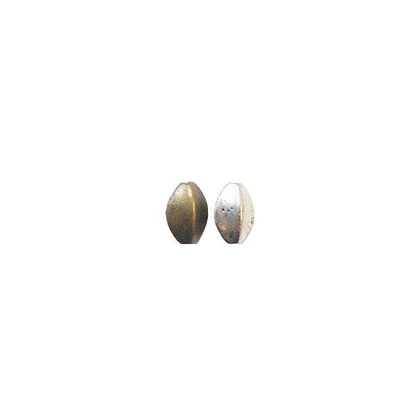 01-0864 - Pacote com 1/2 Kg de Entremeio Navete 11mmx9mm