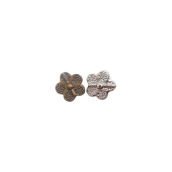 01-0876 - Pacote com 1/2 Kg de Entremeio Flor 14mm