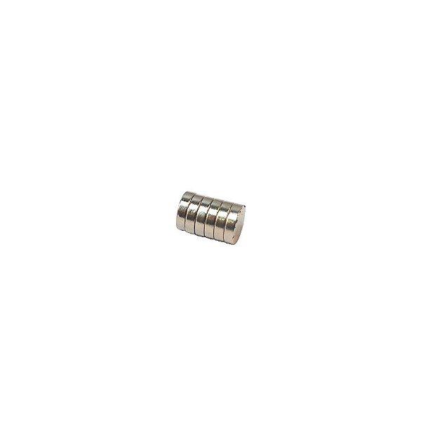 01-1558 - Pacote com 1000 Imãs 08mmx02mm