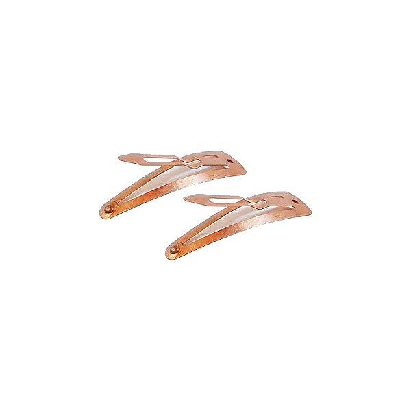 01-0019 - Pacote com 1000 Presilhas Tic Tac em Cobre 50mm