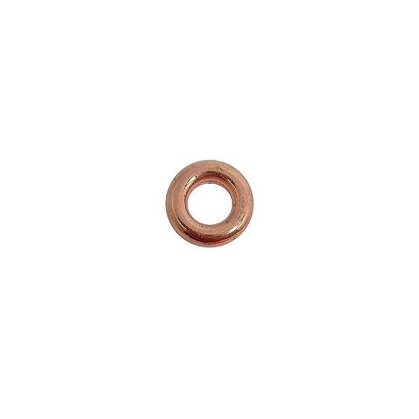 00-0305 - Pacote com 1 Kg de Argolas Lisas em ABS 13mm