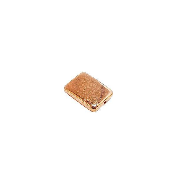 00-0258 - Pacote com 1 Kg de Retângulo em ABS com Passante 15mmx20mm