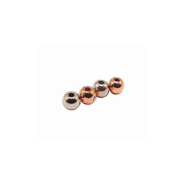 00-0031 - Pacote com 1 Kg de Bola Pequena em ABS 4mm