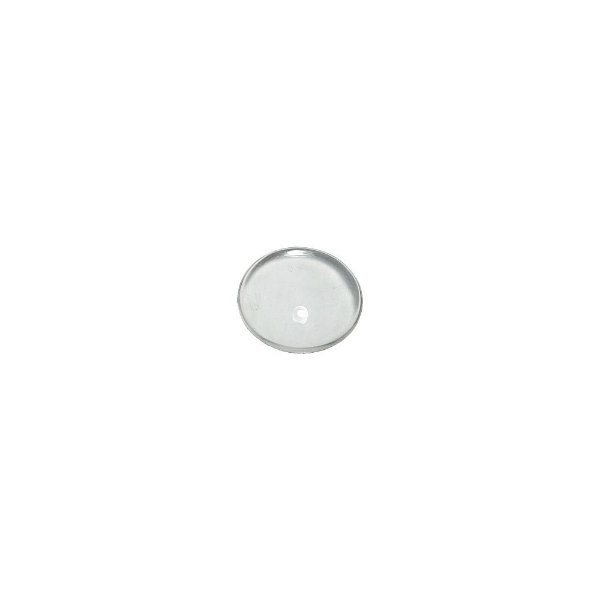 11-0161 - Bandeja com 225 Chatons de Vidro Redondo Cristal 12mm