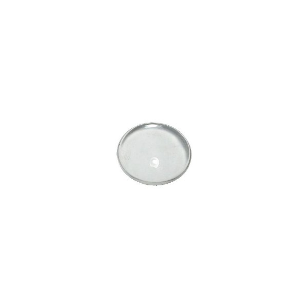 11-0160 - Bandeja com 160 Chatons de Vidro Redondo Cristal 14mm