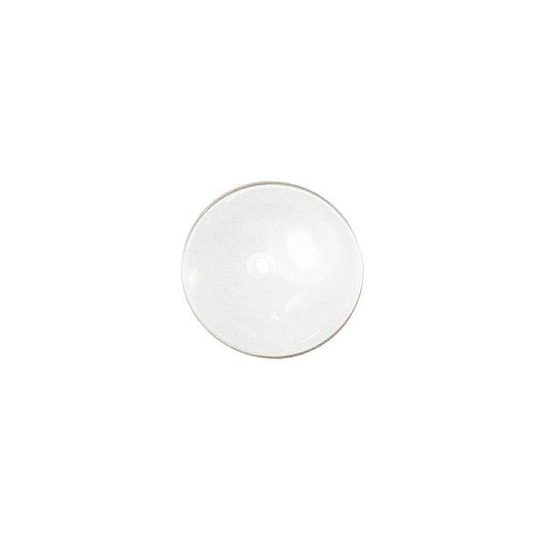 11-0157 - Bandeja com 40 Chatons de Vidro Redondo Cristal 30mm