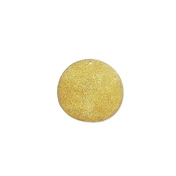 01-1220 - 1/2Kg de Estamparia Diamantada Ondulada 30mm
