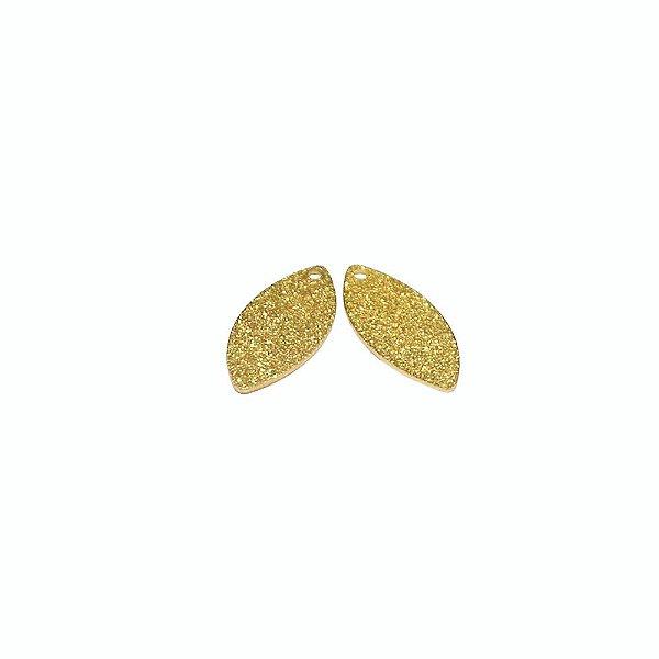 01-1425 - 1/2Kg de Estamparia Diamantada Navete 18mmx6mm