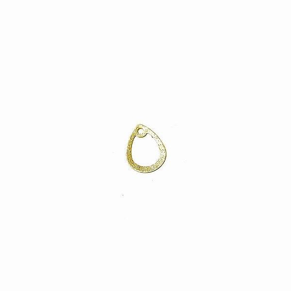01-1864 - 1/2Kg de Estamparia Diamantada Gota Pequena 9mmx11mm