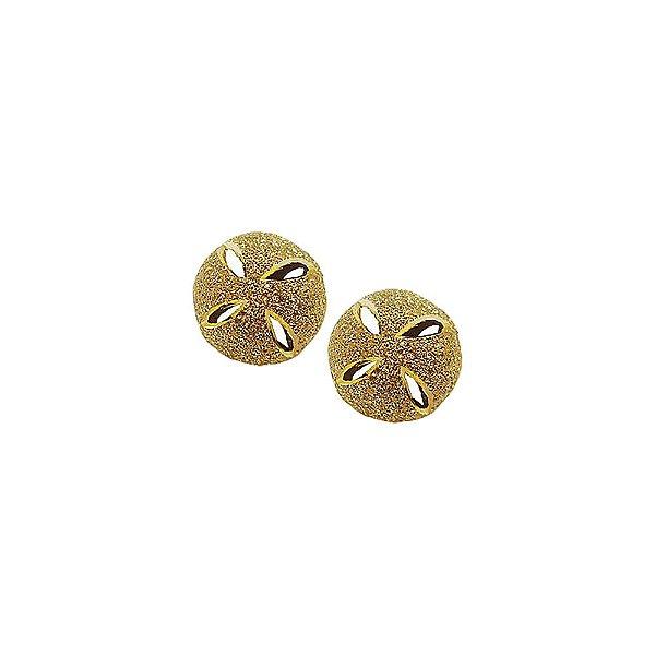01-1424 - Pacote com 100 Bolas Diamantadas Flores Vazadas 12mm