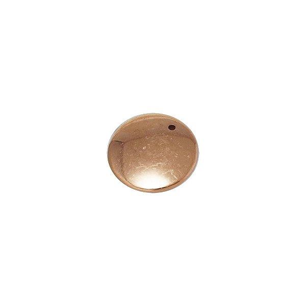 00-0178 - Pacote com 1 Kg de Pingente Disco G em ABS 22mm