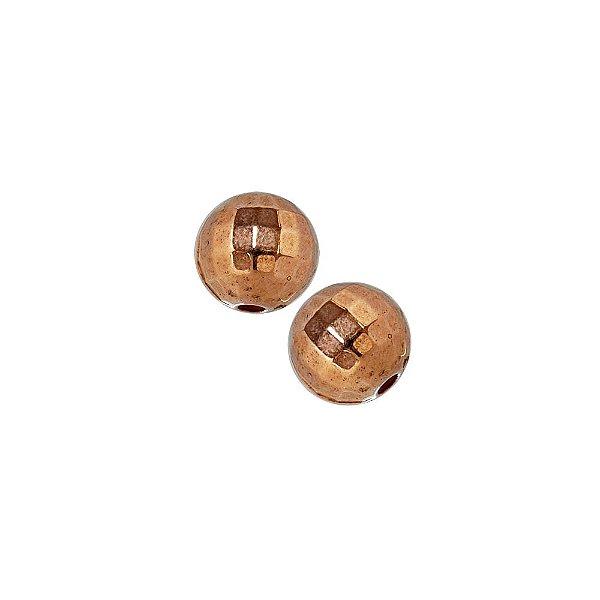 00-0152 - Pacote com 1 Kg de Bola Facetada em ABS 14mm