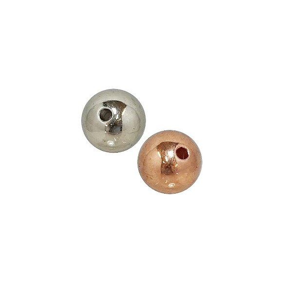00-0027 - Pacote com 1 Kg de Bola em ABS com Passante 14mm