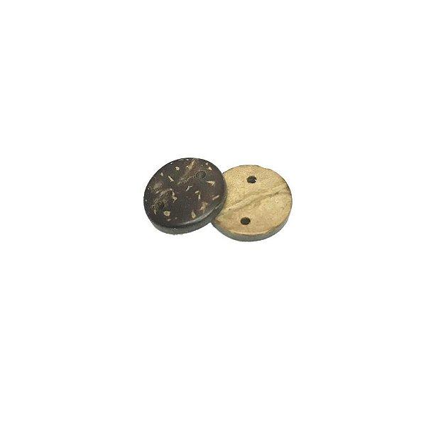 04-0054 Pacote com 1000 Madeiras c/ Dois Furos 12mm