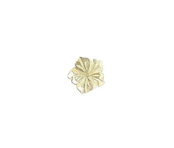 12-0151 Pacote com 50 Madrepérolas Flor 11mm